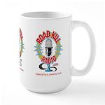 RoadKill Radio Large Mug