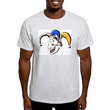 Jester Ash Grey T-Shirt
