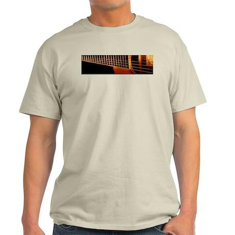 Fretboard Ash Grey T-Shirt
