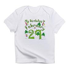 Leap Year Birthday Feb. 29th Infant T-Shirt