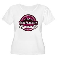 Sun Valley Raspberry T-Shirt
