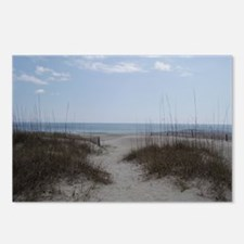 To the Beach Postcards (Package of 8)