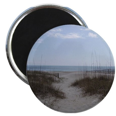 """To the Beach 2.25"""" Magnet (100 pack)"""