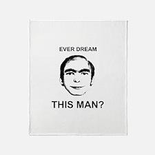 Ever Dream This Man Throw Blanket
