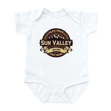 Sun Valley Sepia Infant Bodysuit