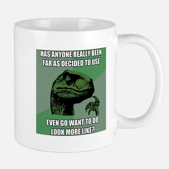 Nonsense Mug