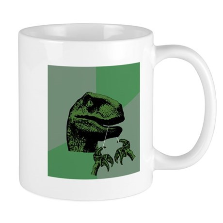 Flossoraptor Mug