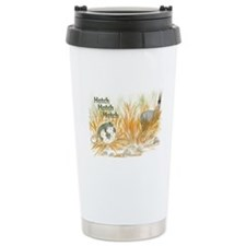 in the weeds Travel Mug