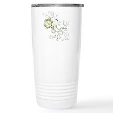 Circuitboard Travel Coffee Mug