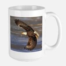 Round House Eagle Large Mug