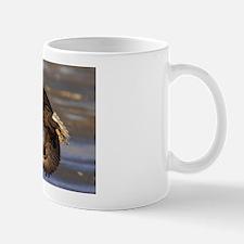 Round House Eagle Mug