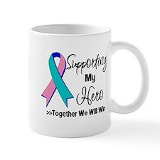 Thyroid Cancer Support Hero Mug