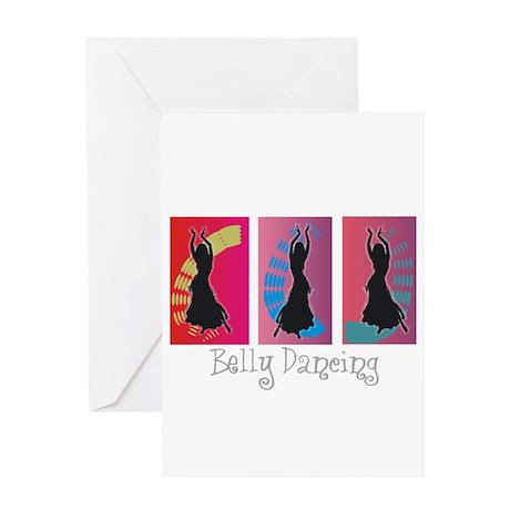 Dancer Greeting Card