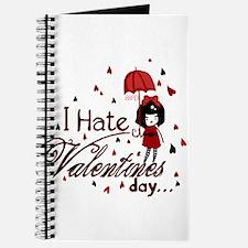 I Hate Valentine's Journal