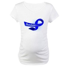 Colon Cancer Survivor Star Shirt