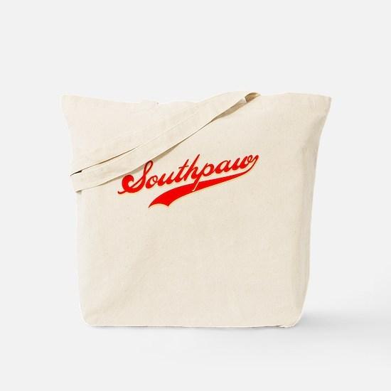 Southpaw Tote Bag