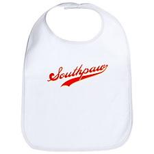 Southpaw Bib