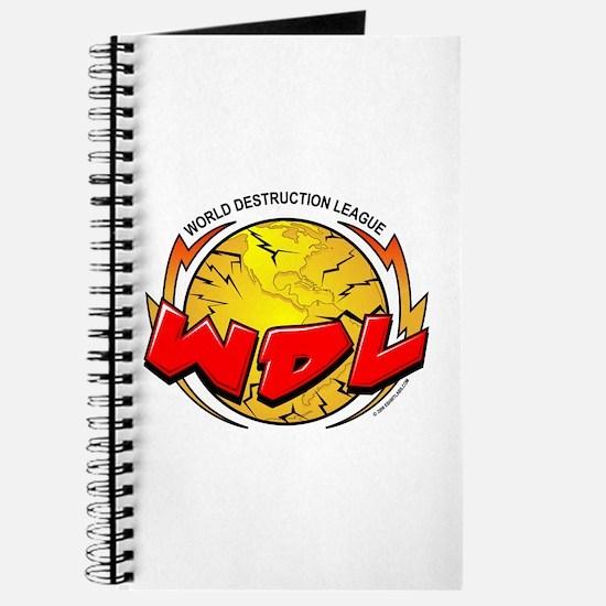 CoV WDL World Destruction Lea Journal