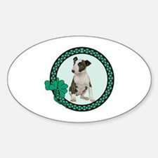 Irish Bull Terrier Decal