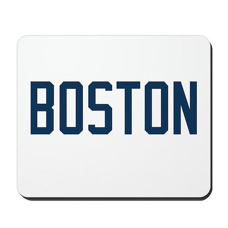 Boston (Blue) Mousepad