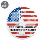 "U.A.F.F. 3.5"" Liberty Button (10 pack)"