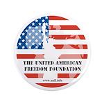 """U.A.F.F. 3.5"""" Liberty Button"""
