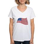 Pledge of Allegiance Women's V-Neck T-Shirt