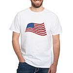 Pledge of Allegiance White T-Shirt
