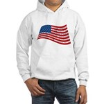Pledge of Allegiance Hooded Sweatshirt