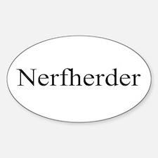 Nerfherder Decal