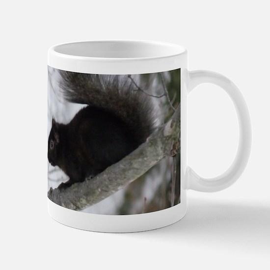 Black Squirrel Mug