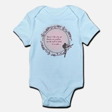 Dance is the Only Art by DanceShirts.com Infant Bo
