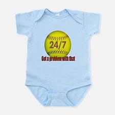 24/7 Infant Bodysuit