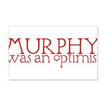 Murphy: Optimist 22x14 Wall Peel