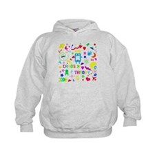 Funny The theory of colors Hoodie