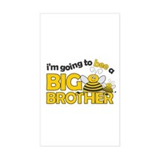 I'm going to Bee Big Brother Decal