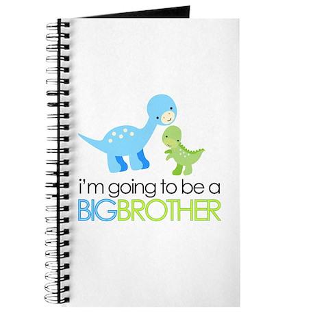 Dinosaur Big Brother Journal