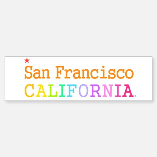 San Francisco, California, SF, The City by the Bay