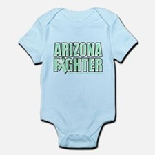 Arizona Ovarian Cancer Fighter Infant Bodysuit