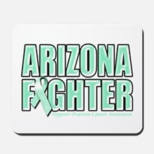 Arizona Ovarian Cancer Fighter Mousepad