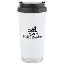 Unique Reader Travel Mug