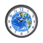 PLANETARY SERIES:  Whole Earth Clock