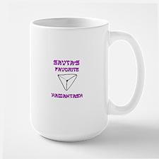 Savta's Favorite Hamantash Mug