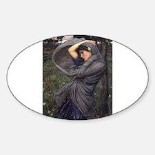 Boreas Sticker (Oval)