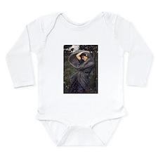 Boreas Long Sleeve Infant Bodysuit