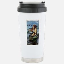 A Mermaid (study) Stainless Steel Travel Mug