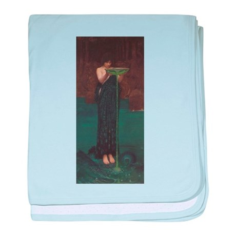 Circe Invidiosa baby blanket