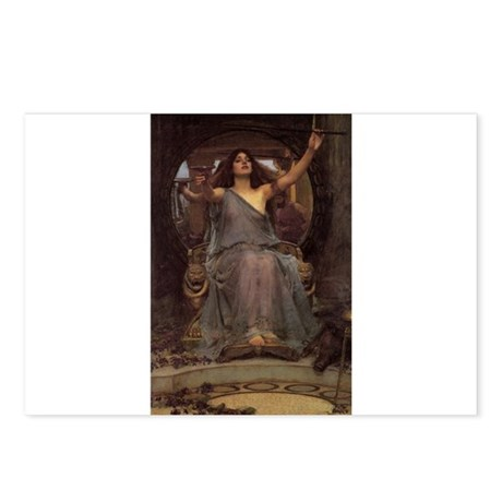 Circe Offering the Cup to Ody Postcards (Package o