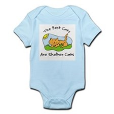 Best Cats Infant Creeper