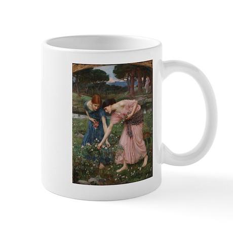 Gather Ye Rosebuds While Ye M Mug